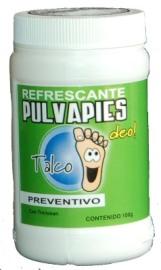 PULVAPIES TALCO